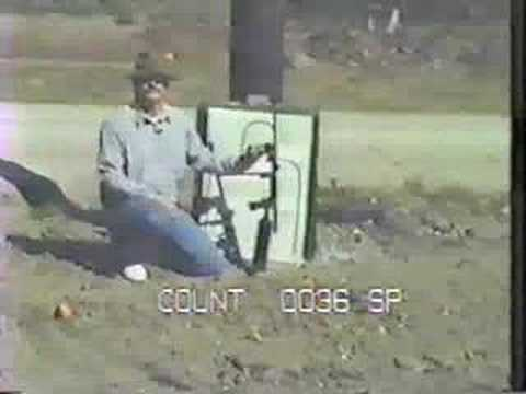 Caselman Air Machine Gun - video I