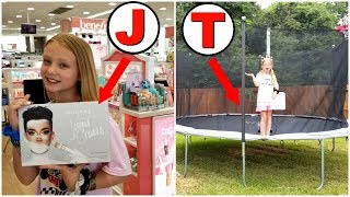 Buying EVERYTHING In ALPHABETICAL Order Challenge!!!