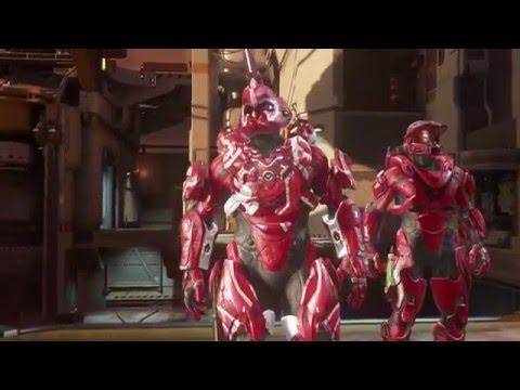 Final Torneo Halo 5: Guardians - HaloSpain - Mapa The Rig 1/3
