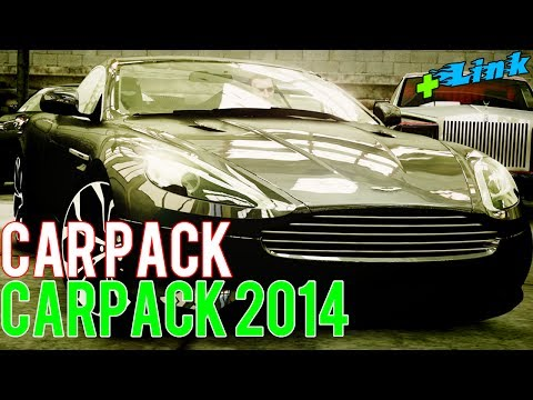 GTA 4 - Car Pack 2014 + Great Graphics
