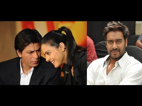 Ajay Devgan In 'dilwale' Starring Shahrukh Khan And Kajol | New Bollywood Movies News 2015 video