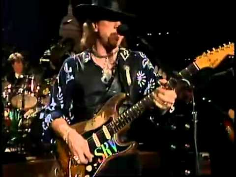 Stevie Ray Vaughan - The house is rockin' 9/4