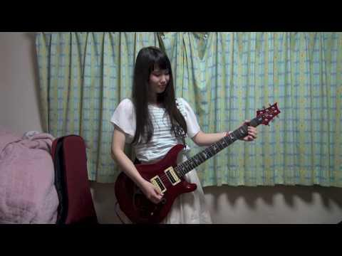 シド『嘘』ギターを弾いてみた!ゆきこ!バンドメンバー募集中!