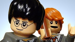 Lego Videos - Lego Harry Potter - Mischief Un-Managed - 1080p HD