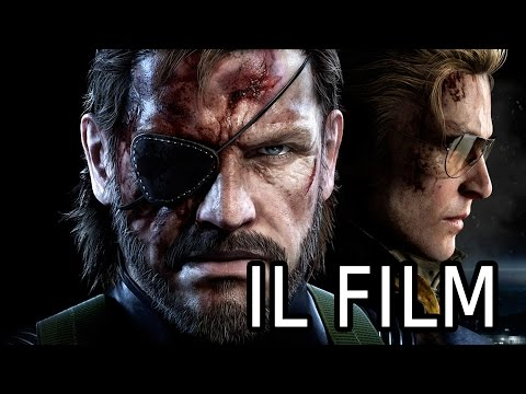 UN FILM SU METAL GEAR SOLID?! #NEVS