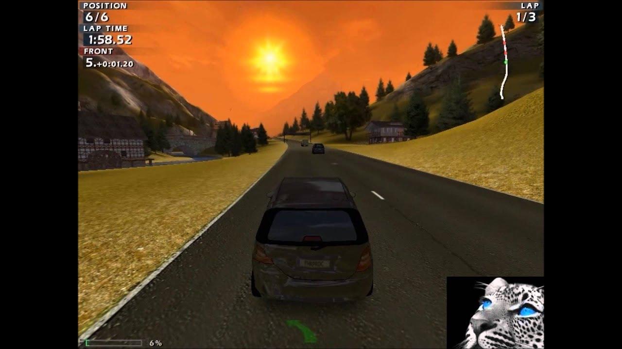 ... autós játékok MERCEDES BENZ WORLD RACING GAMEPLAY HD - YouTube