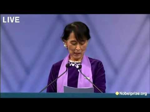 Aung San Suu Kyi's speech in Norway on June 16, 2012