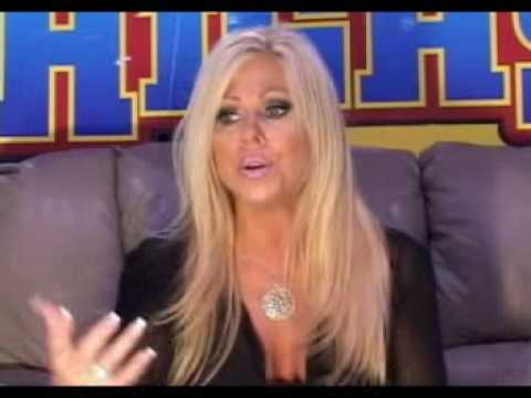"Terri on former ""Diva"" Sunny and WWE photoshoots."