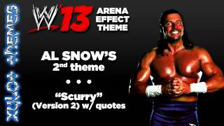 download lagu Wwe '13 Arena Effect Theme - Al Snow's 2nd gratis