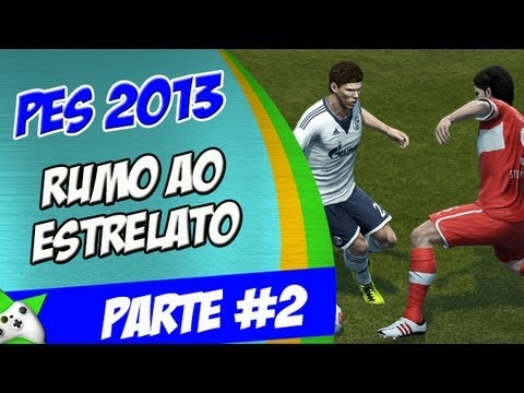 Golao histrico Pes 2013 Rumo ao Estrelato