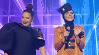 Dia Fadila VS Noryn Aziz - GV5 Battle