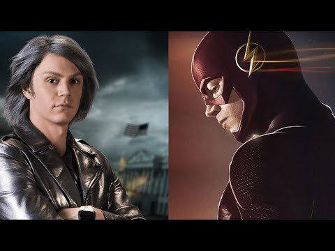 FLASH VS QUICKSILVER en streaming