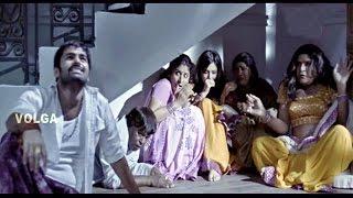 Comedy Zone - Ram & Ali Unstopable Comedy Scene - Ali, Kriti Kharbanda
