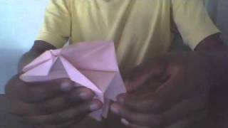 How To Make A Simple Origami Dragon