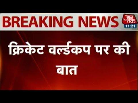PM Modi calls up Nawaz Sharif on WC-2015