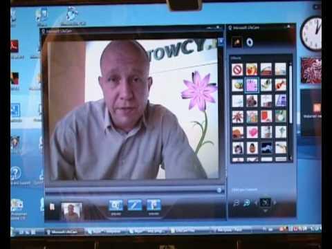 Kamerka internetowa Microsoft LifeCam VX-7000