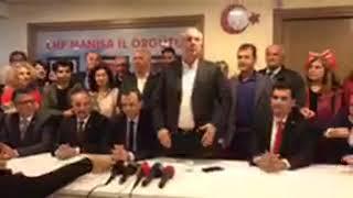 Muharrem İnce: dedikoduları AKP'liler çıkarmadı / NHA World News & www.nhaworldnews.com