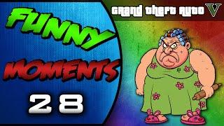 GTA 5: Epic Yo Mama Contest (Comedy Gaming)