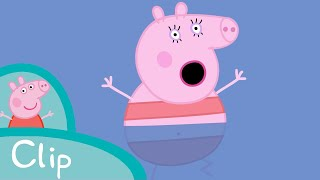 Peppa Pig - Sun, sea, and snow (clip)
