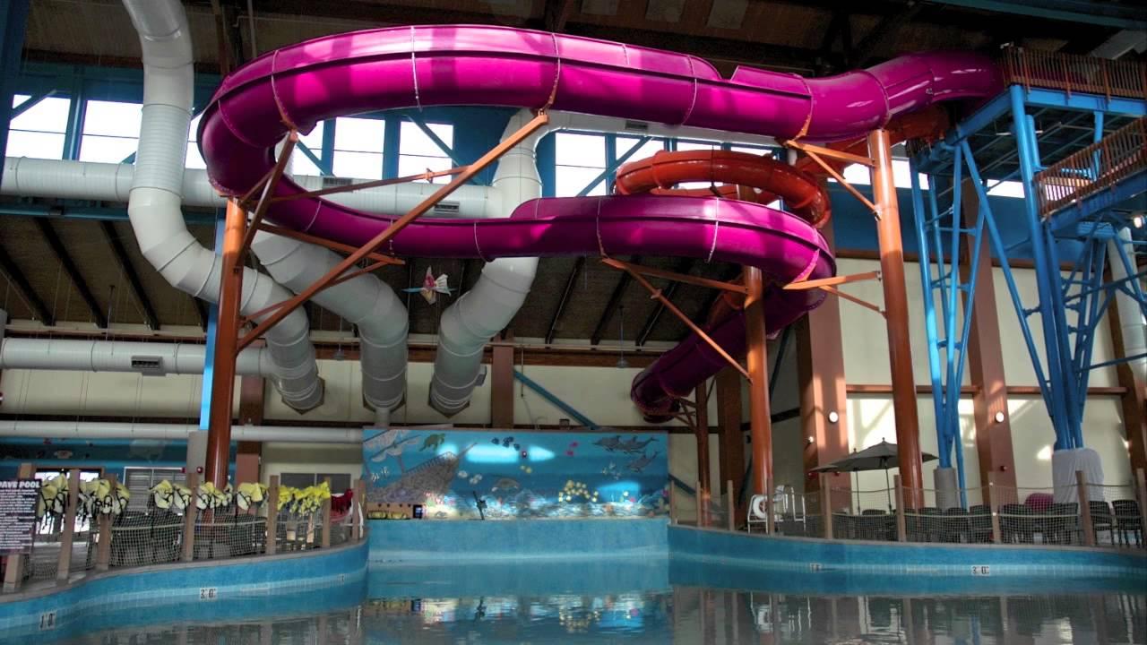 The Reef Indoor Water Park 1801 Majestic Lane Billings