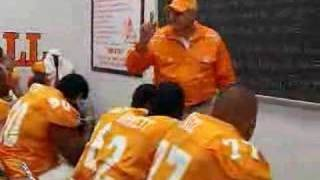 Phillip Fulmer's Greatest Locker Room Moments Vol.1