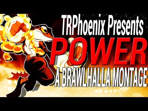 'Power' - A Brawlhalla Montage (+Metadev Ember Giveaway) (+CC Giveaway)