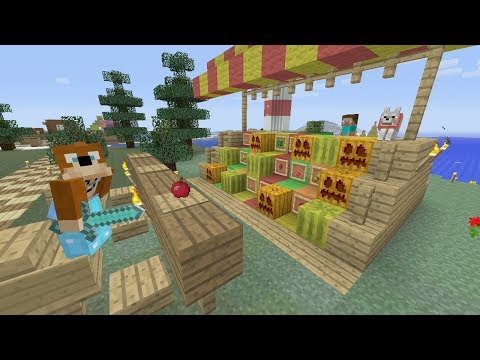 Minecraft Xbox Melon Moment 136
