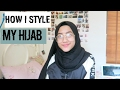 HOW I STYLE MY HIJAB | INDONESIA