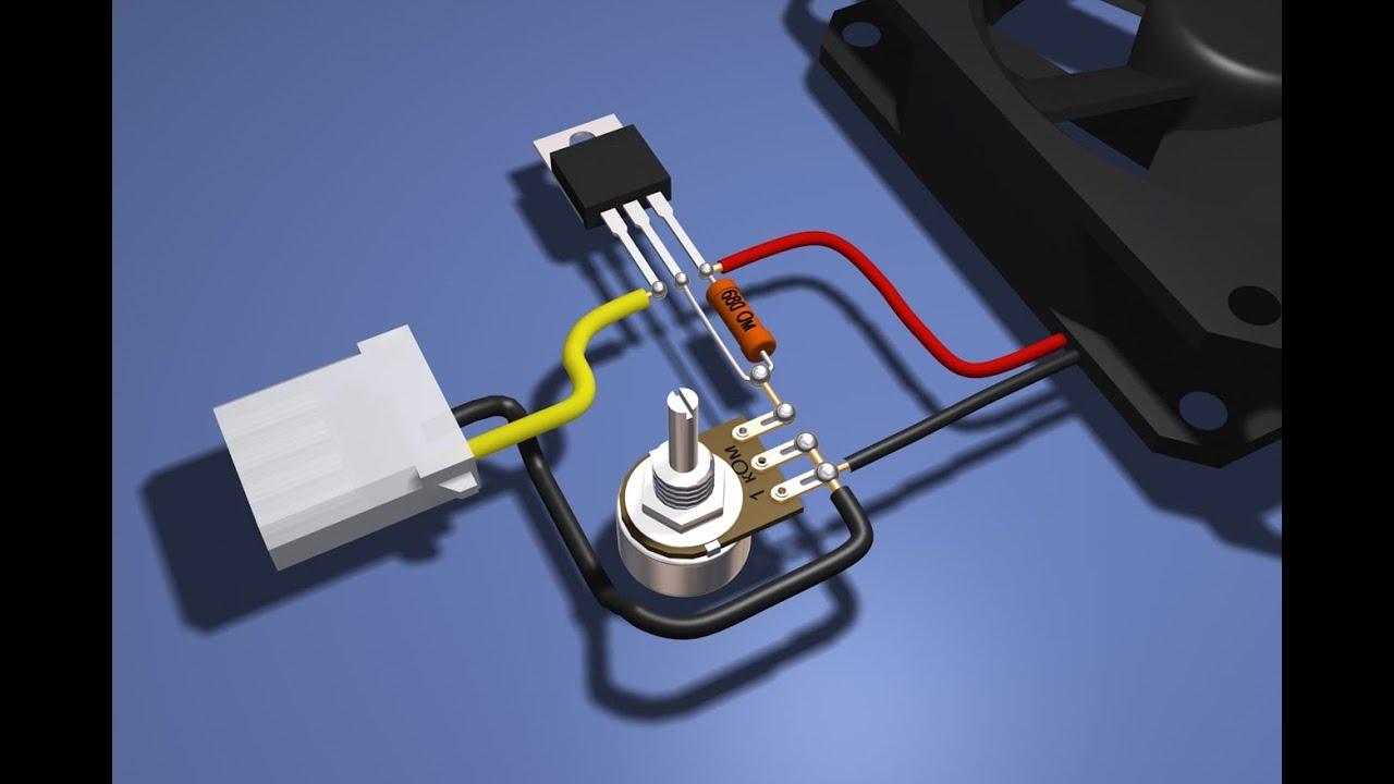 Контроллер напряжения 12 вольт своими руками