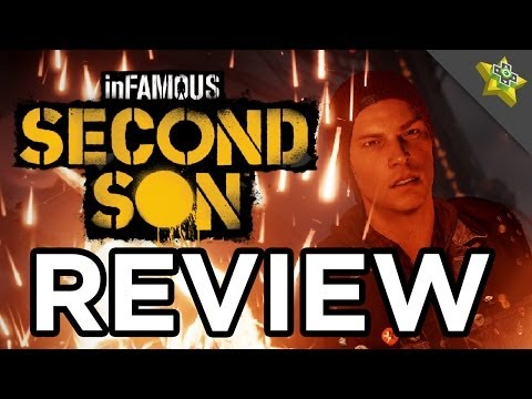 Infamous: Second Son Review! Adam Sessler Reviews