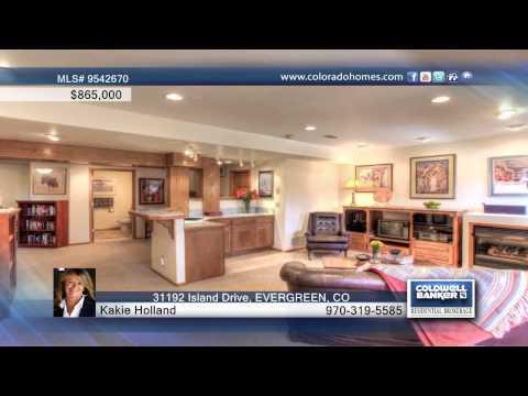 31192 Island Drive  EVERGREEN, CO Homes for Sale | coloradohomes.com