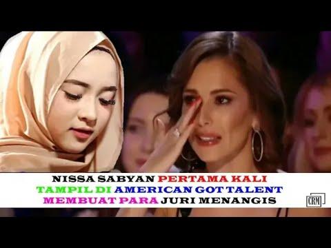 Download NISSA SABYAN DI AMERICAN GOT TALENT DEEN ASSALAM#CRM Mp4 baru