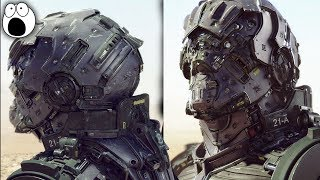 Top 10 Insane Sci-Fi Military Tech & Machines That Actually Exist