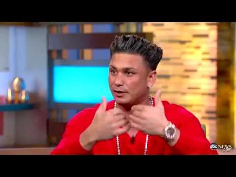 Pauly D on The Situation Mike Sorrentino:  Wasn t Aware Of the Problem  During  Jersey Shore  Taping