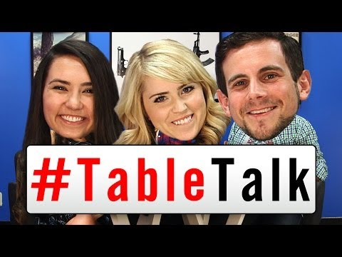 Internet Shut Down Survival Tips & Living at Hogwarts! It's #TableTalk!