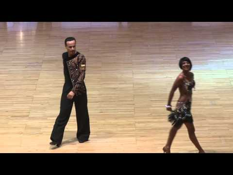 Wdsf Open Latin, Final, Samba video