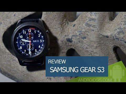 Gear S3, analisis y review en Español