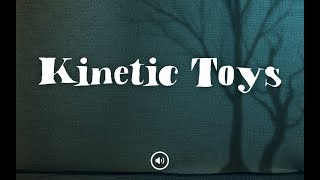 New Kinetic Toys Kontakt Library (Demo & Making A Beat)