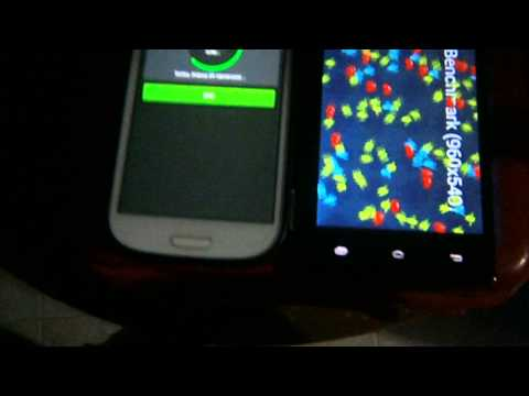 FLARE S3 vs SAMSUNG S3 Review Reviewhan =P