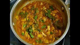 காளான் கிரேவி காரமா சுவையா 15 நிமிடத்தில் தயார் செய்ய இந்த வீடியோ பாருங்க |Spicy Mushroom Gravy
