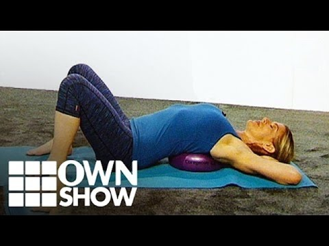 The Back Bend To Breathe Better | #OWNSHOW | Oprah Winfrey Network
