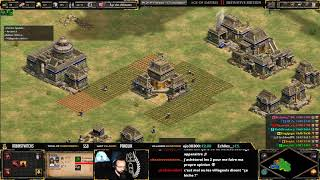 AoE 2: Définitive Edition - FREE FOR ALL CONTRE LES VIEWERS ...