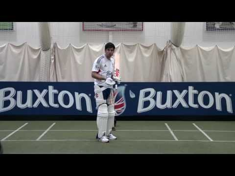 Alastair Cook batting masterclass - How to play the pull shot