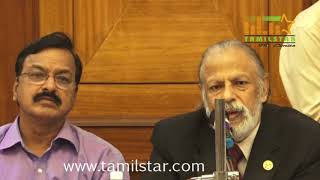 Dr. M.G.R 100th Year Function - Press Meet