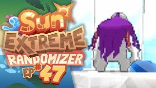 the last thing you see before you die. | Pokemon Sun Extreme Randomizer (Episode 47)