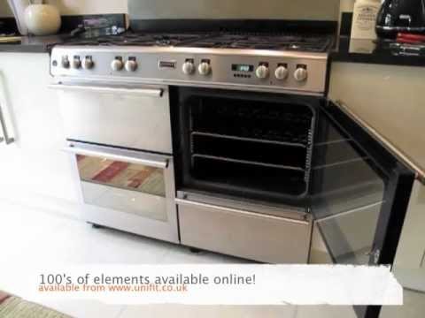 How to Change a Fan Oven Element (Stoves)