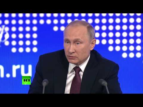 Путин прокомментировал дело осуждённой за госизмену уроженки Урала
