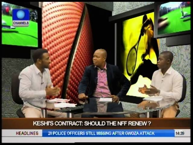 Sports Palava: Should Keshi's Contract Be Renewed Prt 1
