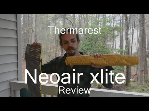 [WATCH BEFORE YOU BUY] :: In-depth Review of the Thermarest Neoair xlite
