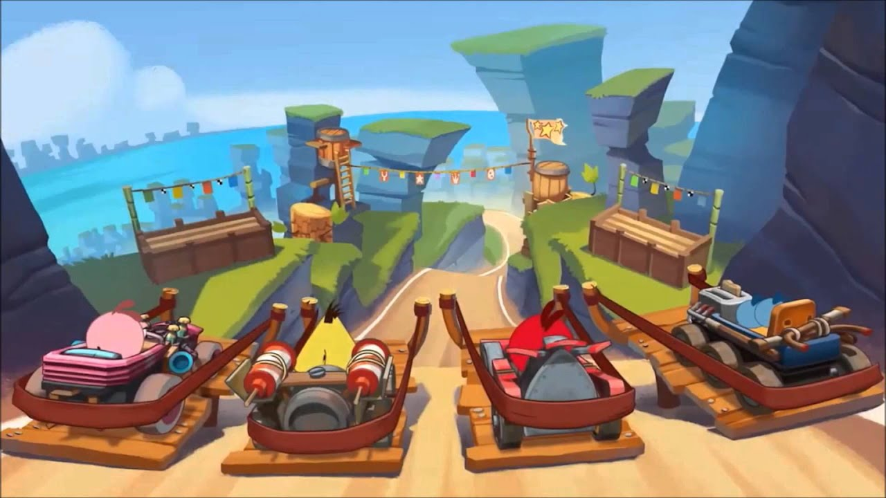 Angry Birds - New Angry Birds Theme – A behind-the-scenes ...
